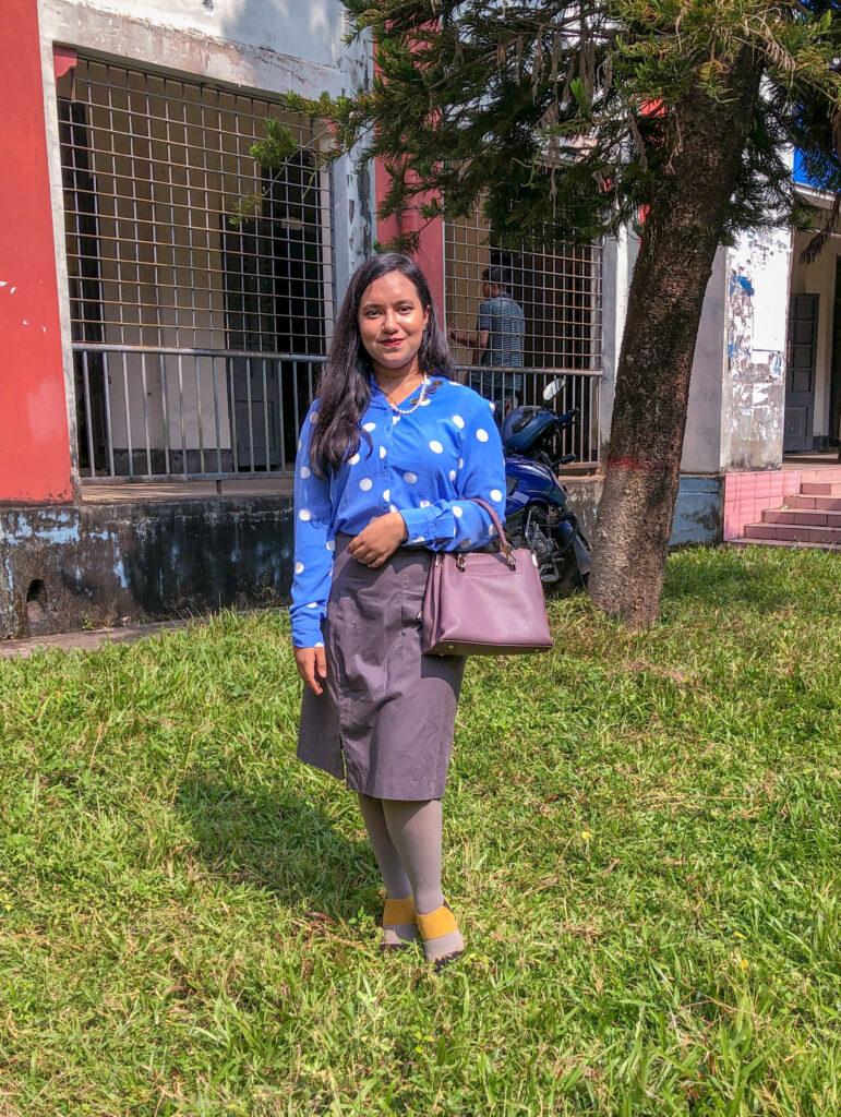 Interview with Farhana Islam